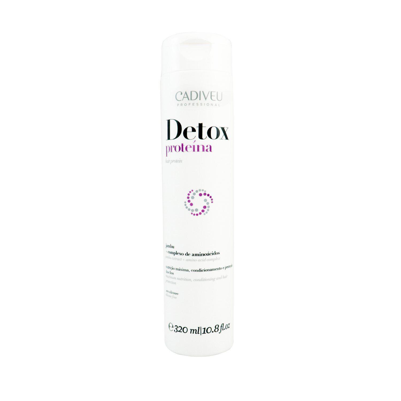 Detox Proteína 320ml (Pré-Shampoo) - Cadiveu Professional