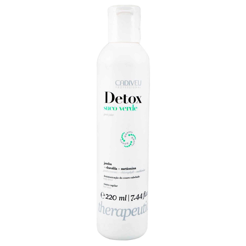 Detox Suco Verde 220ml - Cadiveu Professional