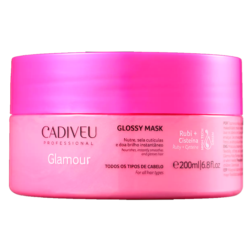 Glamour - Glossy Mask 200ml