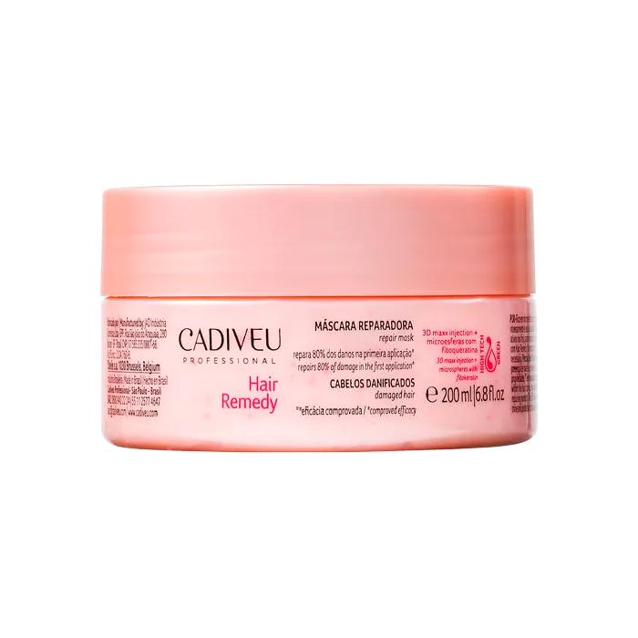 Hair Remedy - Máscara Reparadora 200ml