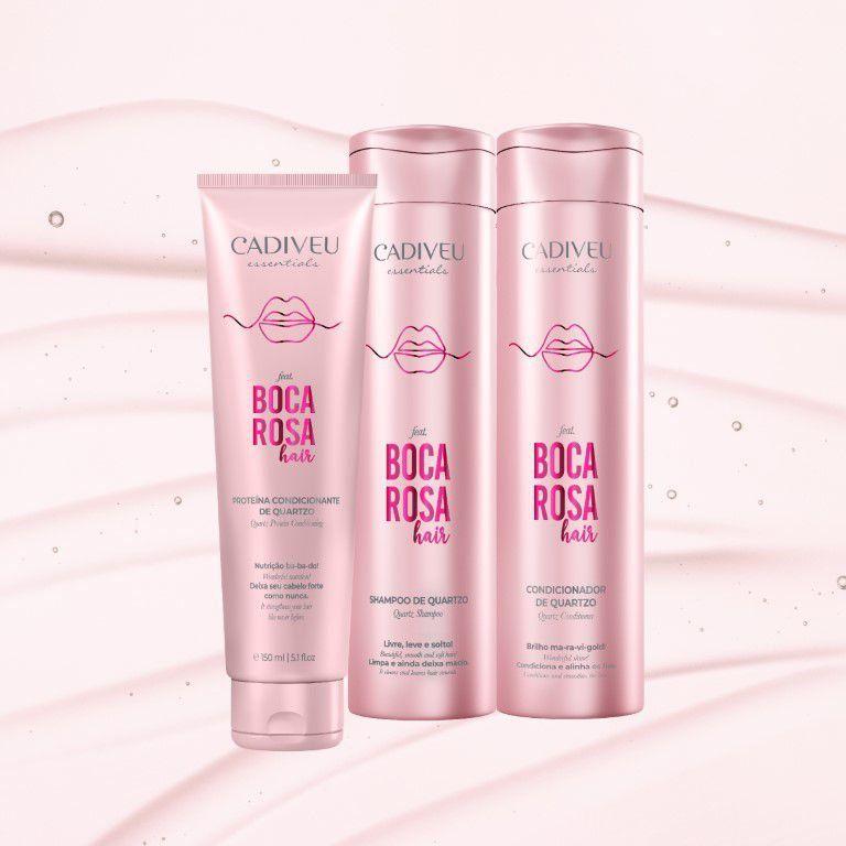 Kit de Tratamento Boca Rosa Hair
