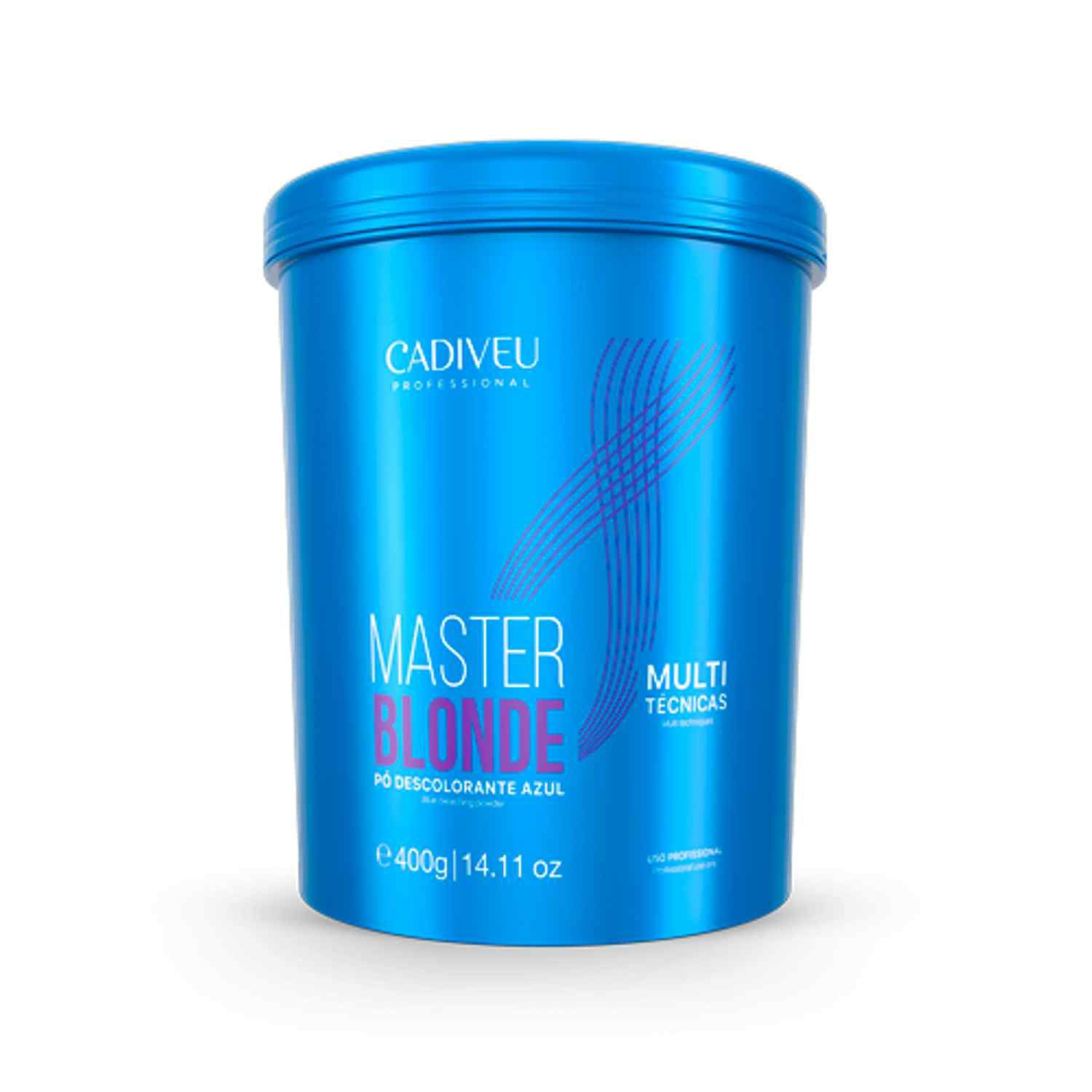 Master Blonde - Pó Descolorante 400g