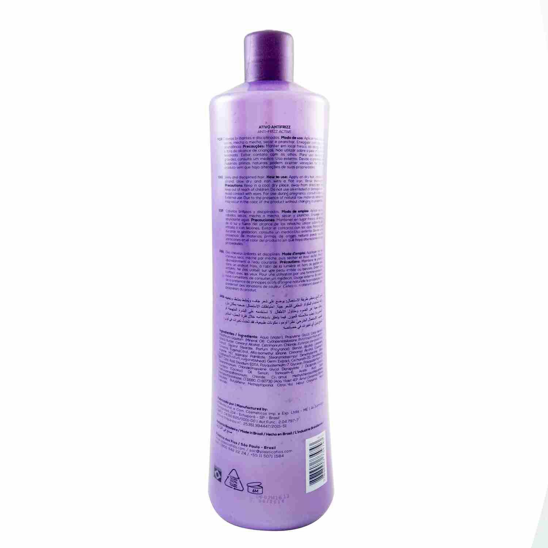 Plástica dos Fios - Ativo Antifrizz 1L