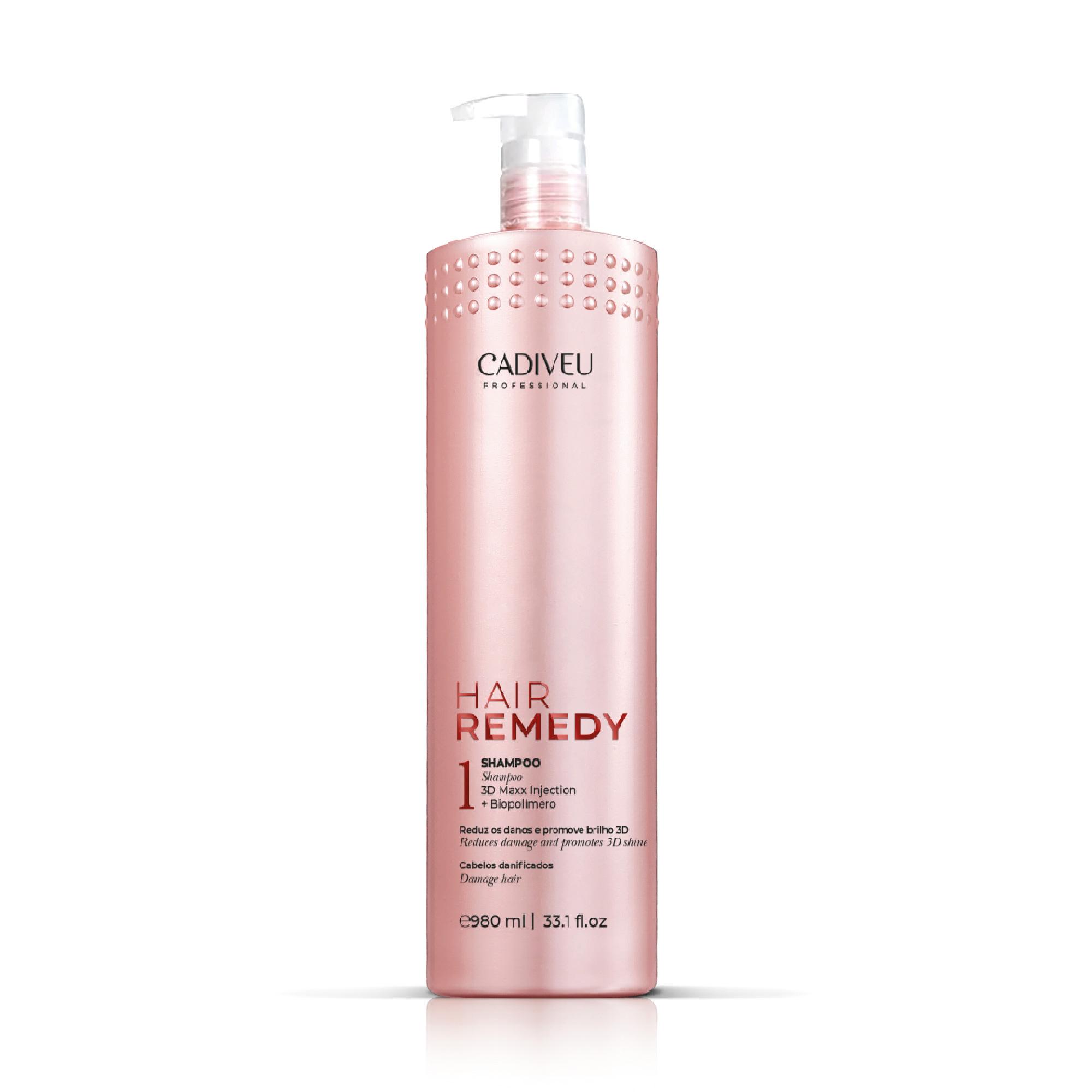 Shampoo 980ml e Condicionador 980ml