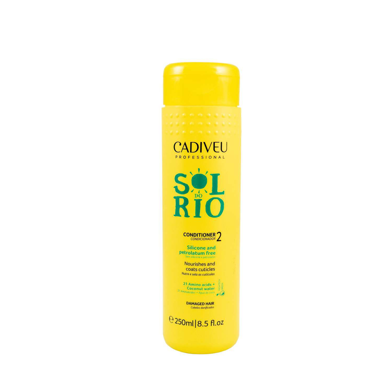 Sol do Rio - Condicionador 250ml - Cadiveu Professional