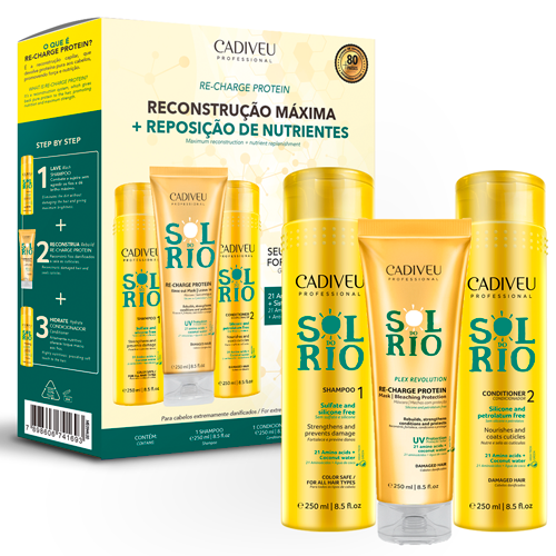 Sol do Rio - Kit Home Care