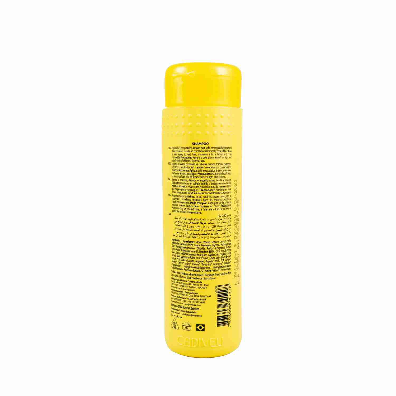 Sol do Rio - Shampoo 250ml - Cadiveu Professional