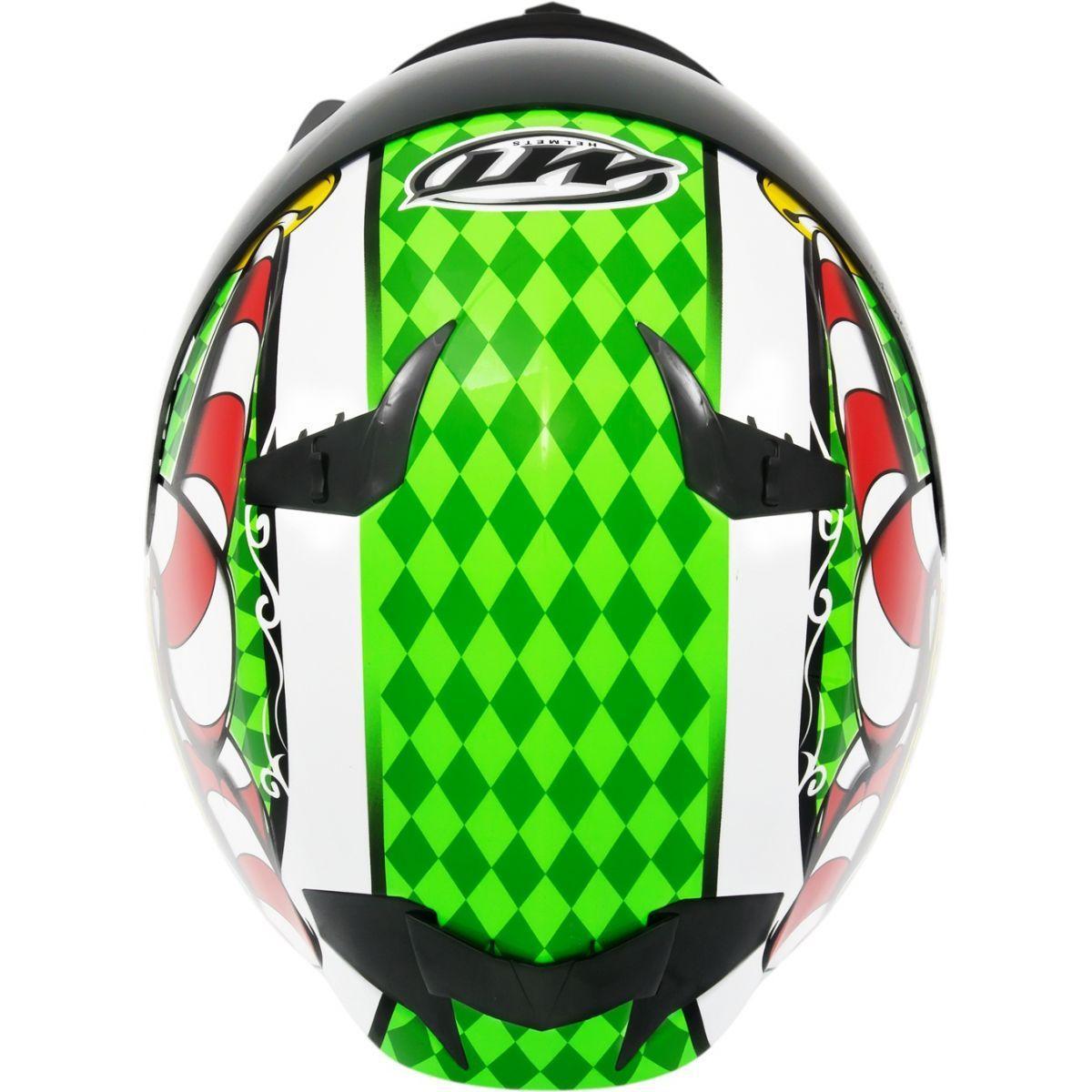 Capacete MT Blade Joker Green