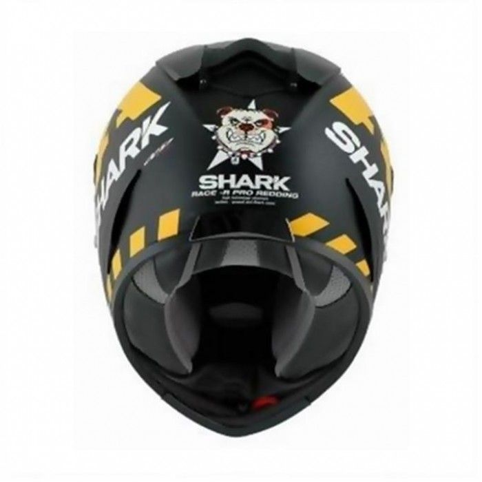Capacete Shark Race R Pro Replica Redding Matt KYW
