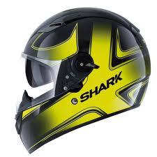 Capacete Shark Vision R High Visibility KLU