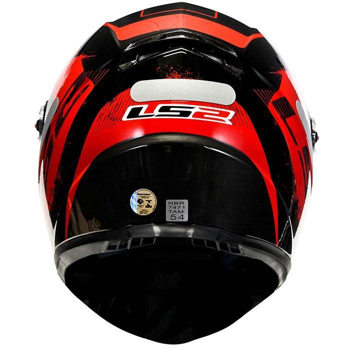 Capacete LS2 FF358 Stinger