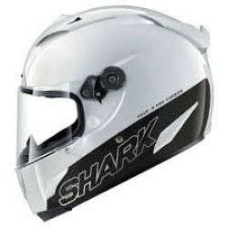 Capacete Shark Race R Pro Carbon Division Blank WHU