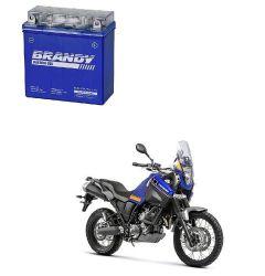 Bateria 8Ah Gel Brandy BY-GT9B Mt-03 Xt 660 R6 Tenere