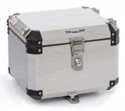 Bauleto Atacama 43L R 1200 GS Adv Aluminio Top Case Bráz