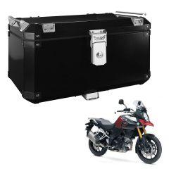 Bauleto Atacama 55L V-Strom DL 650 Aluminio Top Case Bráz