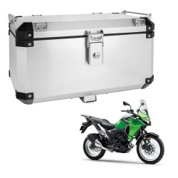 Bauleto Atacama 55L Versys 300 Aluminio Top Case Bráz