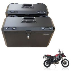 Bauleto Lateral 35L F 800 GS Adventure Preto Livi