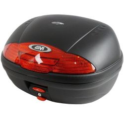 Bauleto 45L Monolock Simply Vermelho Givi E450N