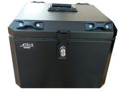 Bauleto Top case 43L  XT 660Z Tenere com suporte Livi