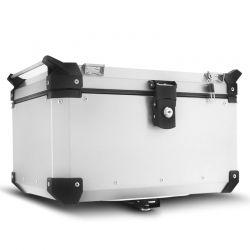 Bauleto Traseiro 48 Litros Aluminio Roncar
