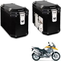 Bauletos Laterais 33L R 1200 GS 05/12 Preto Bráz
