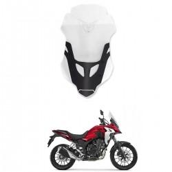 Bolha Alta Cristal Honda CB 500 X  c/ defletor Motobolhas