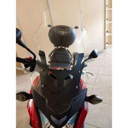 Bolha Alta Cristal Honda CB 500X c/ defletor Motobolhas