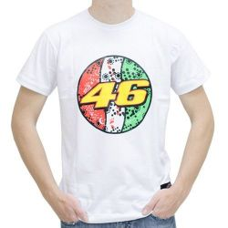 Camiseta The Doctor MotoGp Powered