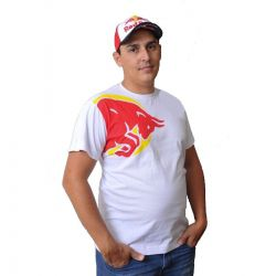 Camiseta Red Bull Original Powered