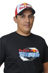 Camiseta Red Bull Road To Rampage Powered