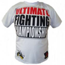 Camiseta Powered UFC Spider