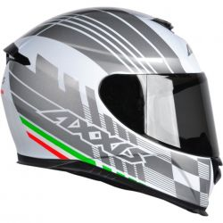 Capacete Axxis Eagle Italy Branco