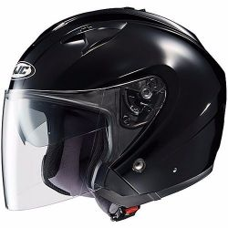 Capacete Black IS 33 HJC