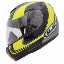 Capacete HJC CLST Racer MC3 Amarelo