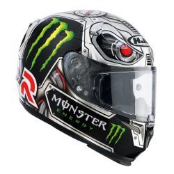 Capacete Hjc RPha 10 Plus Speed Machine