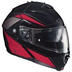 Capacete IS MAX II Elemental Vermelho MC1 HJC
