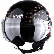 Capacete Usa Kraft Plus