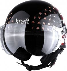 Capacete Usa Kraft Plus