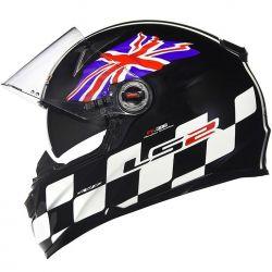 Capacete LS2 FF396 Nation UK