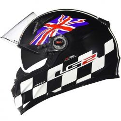 Capacete LS2 FF396 Nation UK