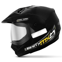Capacete Motocross Liberty MX Pro Vision