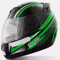 Capacete Protork Liberty Evolution 4G Carbon