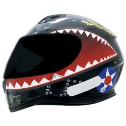 Capacete SH881 Alligator Nasa