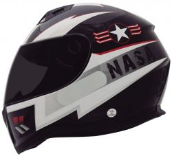 Capacete SH881 Commander Nasa