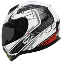 Capacete SH881 Interlagos  Nasa