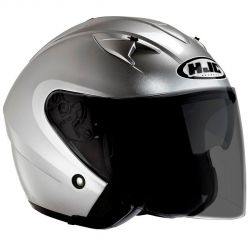 Capacete Silver CR IS 33 HJC