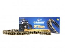 Corrente de Transmissão com Retentor CBX 250 Twister Brandy