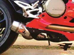 Escapamento Esportivo Ducati Panigale 1199 Flame Firetong