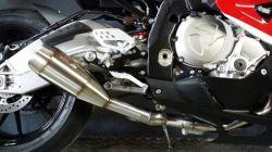 Escapamento Esportivo BMW S 1000R 13/17  Flame Firetong