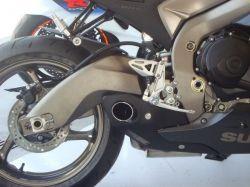 Escapamento Esportivo Suzuki GSXR 1000 11/13 Willy Made Firetong